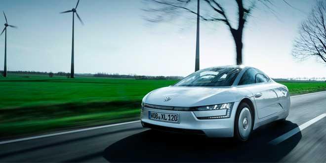 Выйдет четырёхместная версия Volkswagen XL1