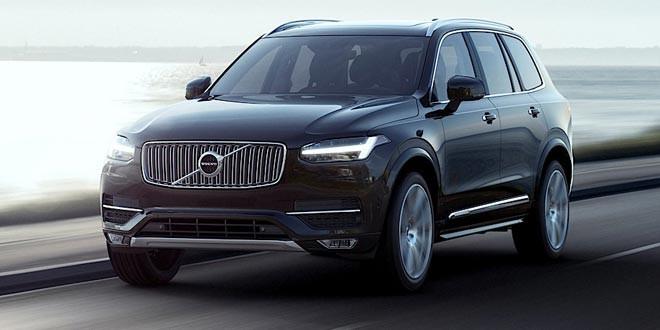 Шведы выпустили новый Volvo XC90