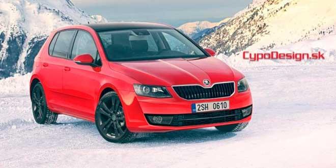 Компания «Шкода» поделилась информацией о двигателях в новой «Фабии»