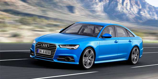 Audi полностью обновила семейство A6