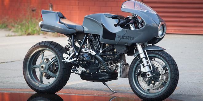 Мото-тюнинг Ducati MH900e Evoluzione