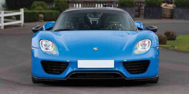 Porsche отзывает 5 супергибридов 918 Spyder
