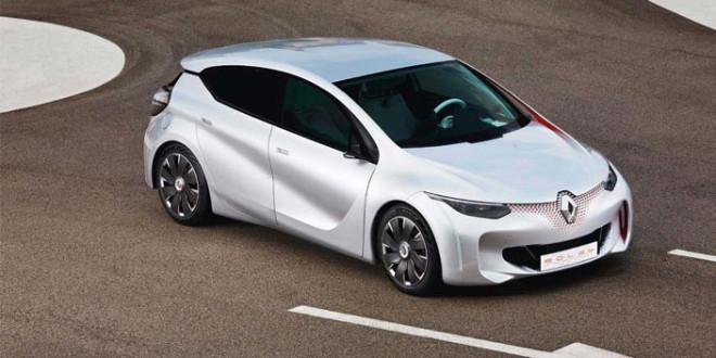 Компания Renault представила сверхэкономичный концепт