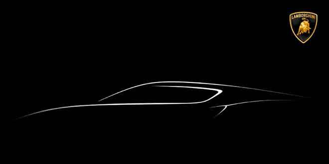 Lamborghini привезет в Париж загадочный суперкар