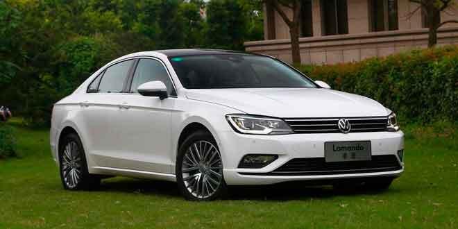 Volkswagen Lamando пошёл в серию