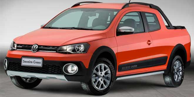Пикап Volkswagen Saveiro получил внедорожную версию