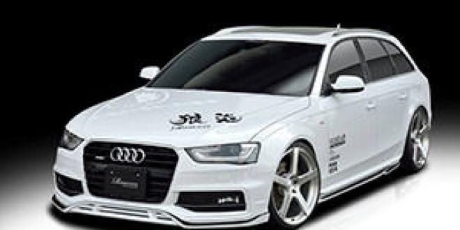 Вышел новый стайлинг-пакет для Audi A4/S4