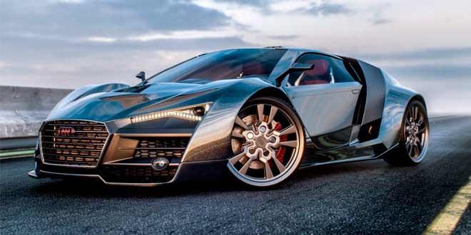 Audi выпустит гиперкар R10