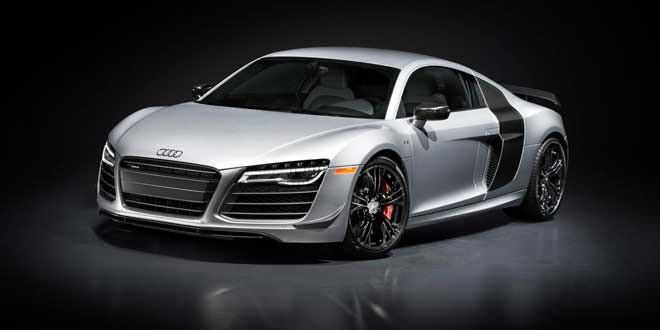 Audi запускает новую ограниченную серию R8