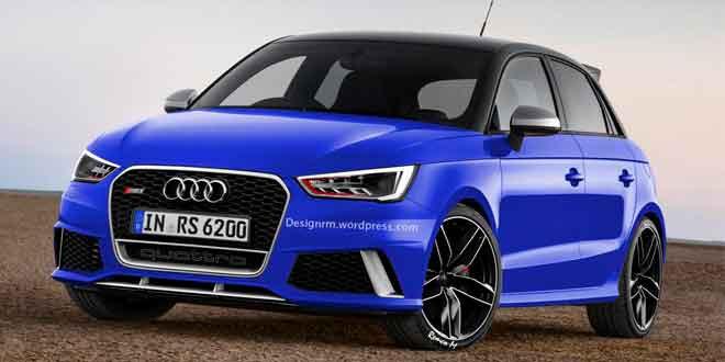 Audi передумала выпускать «хот-хэтч» RS1