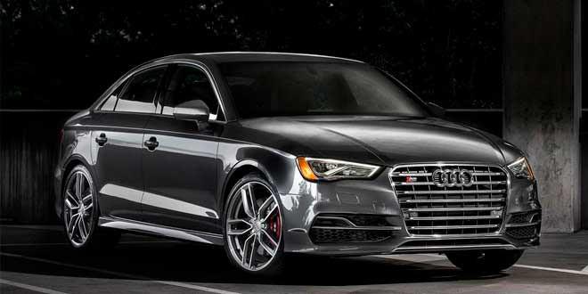 В США начались продажи лимитированной версии седана Audi S3