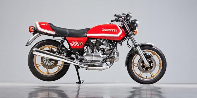 Голландцы отреставрировали Ducati Darmah