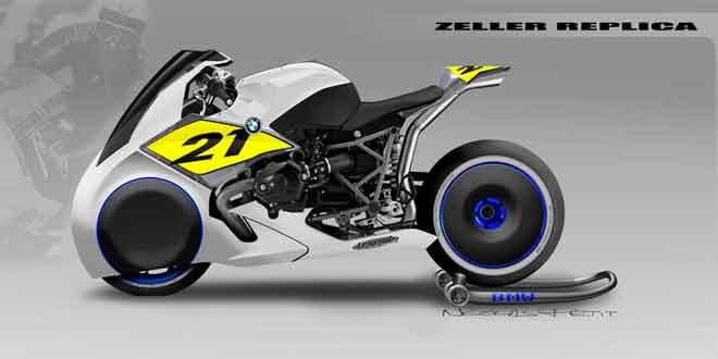 Мото-концепт Ducati 1199 Panigale Dustbin
