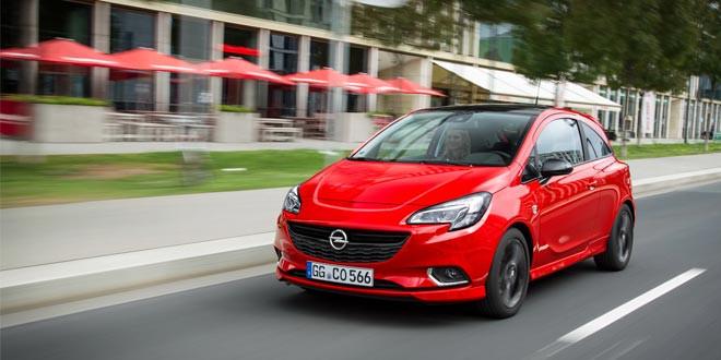 Opel выпустил стайлинг-пакет для Corsa