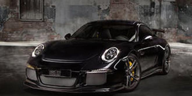 Porsche 991 GT3 в пакете Stage 1 от TechArt
