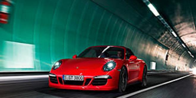 Новая фотосессия Porsche 911 GTS
