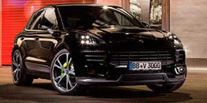 Porsche Macan Turbo получил 450 л.с. от TechArt