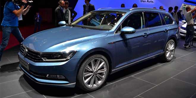 Большая премьера нового семейства Volkswagen Passat