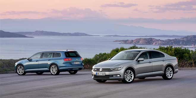 Все данные о двигателях и комплектациях VW Passat