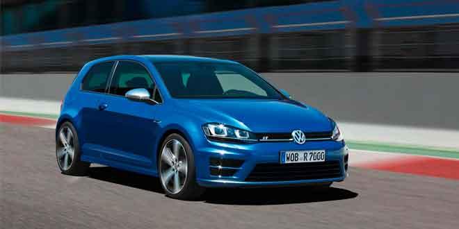 Дебютировал Volkswagen Golf R для американского рынка