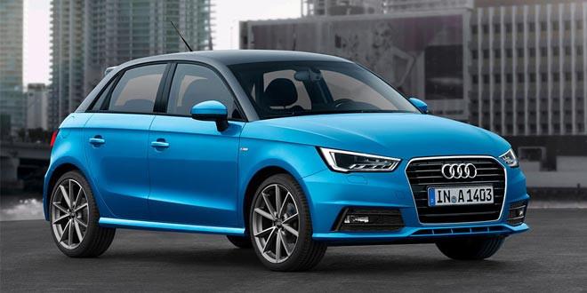 Хэтчбек Audi A1 впервые обновился