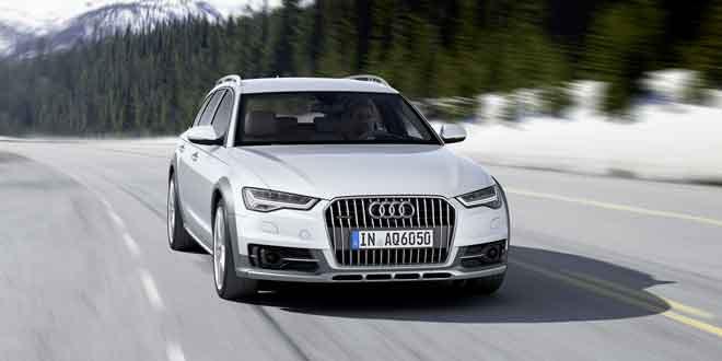 Американские версии Audi A6 и A7 дебютируют на автосалоне в Лос-Анджелесе