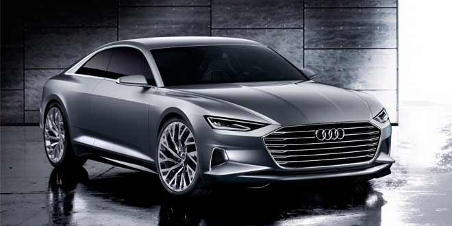 Внешность концепта Audi prologue рассекречена