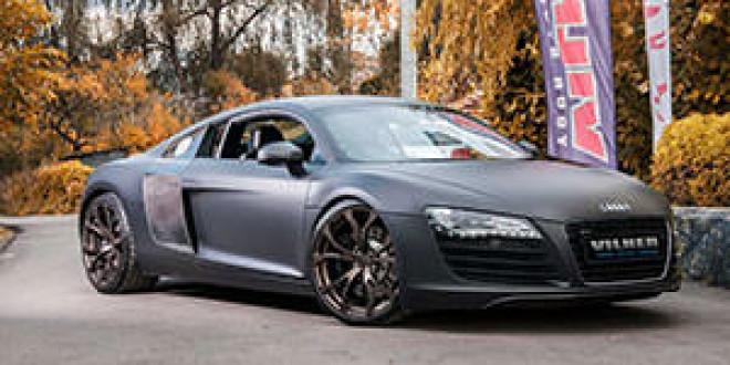 Vilner придал свежести образу Audi R8