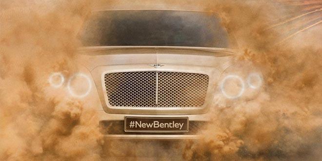Внедорожник Bentley получил название Bentayga