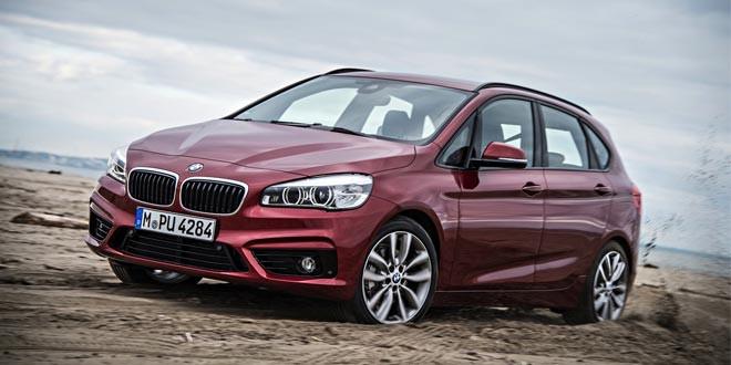 Компактвэн BMW 2-Series Active Tourer получил полный привод