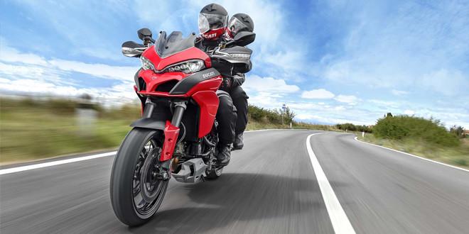 Болонская фабрика обновила Ducati Multistrada 1200