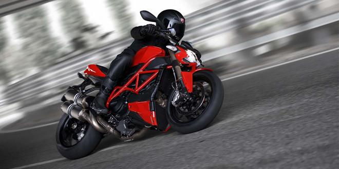 В рамках EICMA 2014 дебютировал обновленный Ducati Streetfighter 848