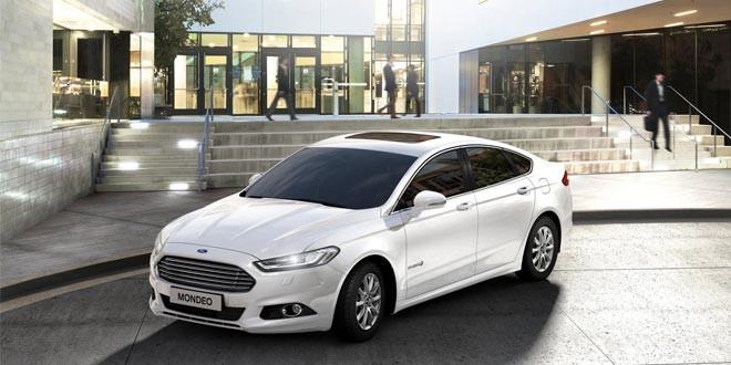 В Европе началась сборка гибрида Ford Mondeo