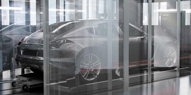 В проекте комплекса Porsche Design Tower засветилась новая модель