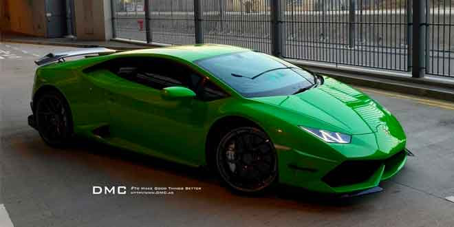 Lamborghini Huracan Affari окончательно рассекречен