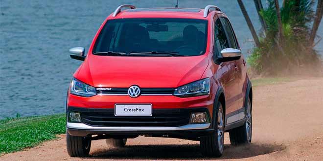 Официально представлен вседорожный хэтчбек VW Fox