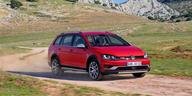 На базе следующего VW Golf выпустят новый кроссовер