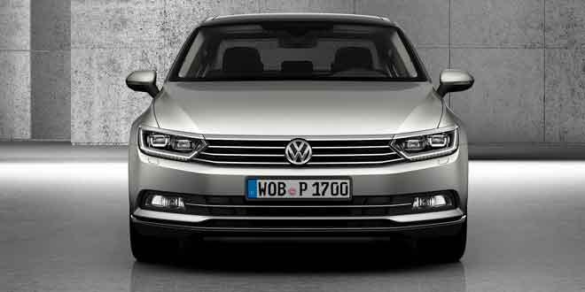 Продан первый Volkswagen Passat B8