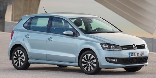 Volkswagen выпускает Polo TSI BlueMotion с литровым турбомотором