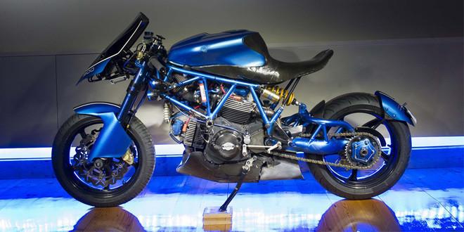 Авторский тюнинг Ducati 900SS 2002