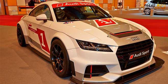В Эссене состоялась премьера Audi Sport TT Cup