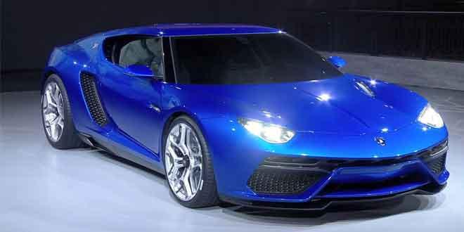 Появился шанс на серийное будущее Lamborghini Asterion