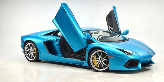 Редкий шанс купить почти новый Lamborghini Aventador без очереди