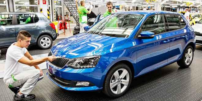 К концу года Skoda продаст 1 млн автомобилей