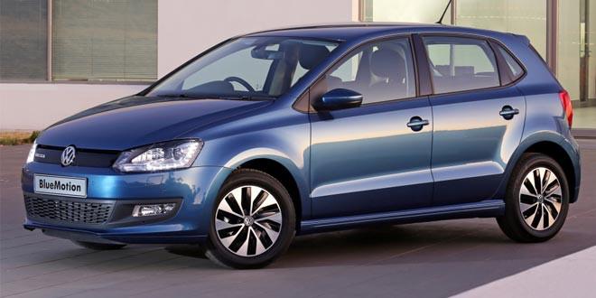В Британии озвучены цены на VW Polo BlueMotion