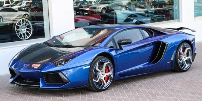 Продается уникальный Mansory Lamborghini Aventador