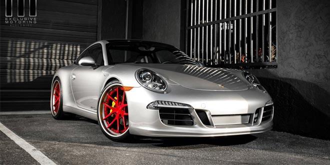 Porsche 911 Carrera прокачали в Exclusive Motoring