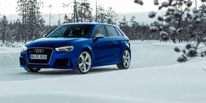 Спортивный хэтчбек Audi RS3 готов к рыночному дебюту