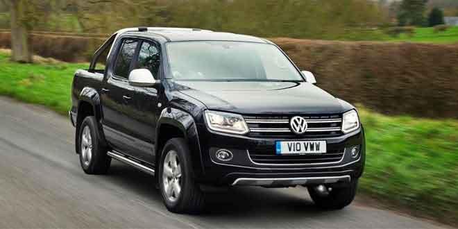В Британии начались продажи самого роскошного Volkswagen Amarok