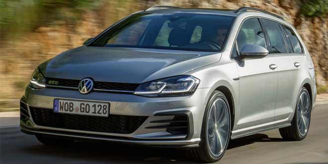 Volkswagen Golf GTD стал универсалом